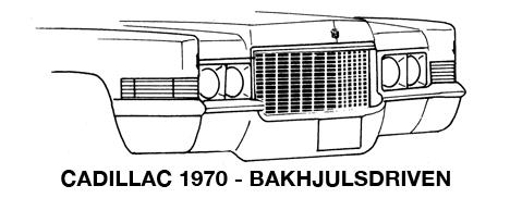 1970 Bakhjulsdriven