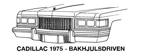 1975 Bakhjulsdriven